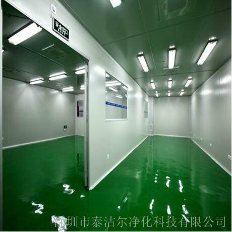惠州无尘车间工程